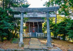 Le temple Sangyo Inari