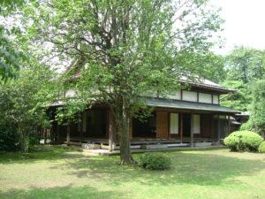 Muryokoen Shakado, l'ancienne résidence de Kazama